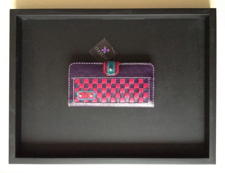 Beautifull leather wallet #billetera #wallet #leather