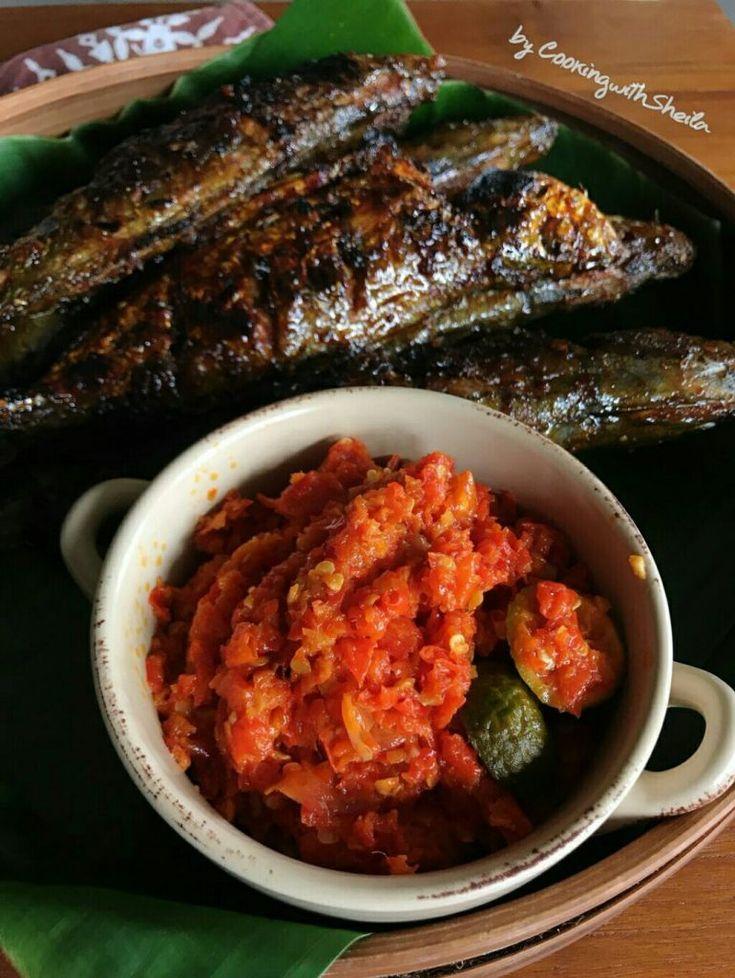 Sambal Rica Rica Makanan, Ikan bakar, Ayam goreng