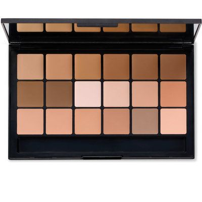 The perfect foundation palette! RCMA Makeup VK Palette #11