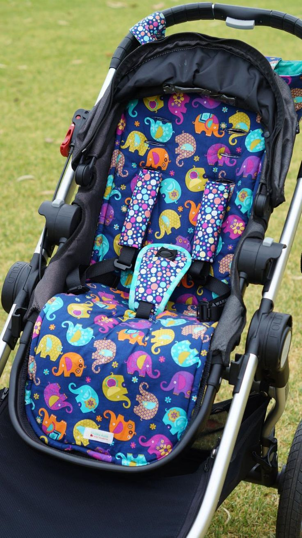 CITY SELECT/LUX Pram/stroller liner Pdf sewing pattern in