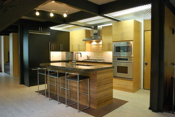 contemporary custom cabinetry. Anvil Cabinets www.anvilcompanies.com  #kitchencabinets #contemporary #cabinets