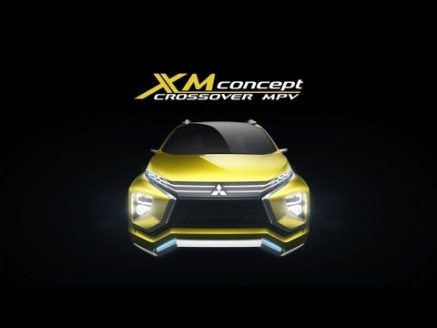 Mitsubishi XM Concept | DEALER MITSUBISHI | HARGA CASH KREDIT MITSUBISHI