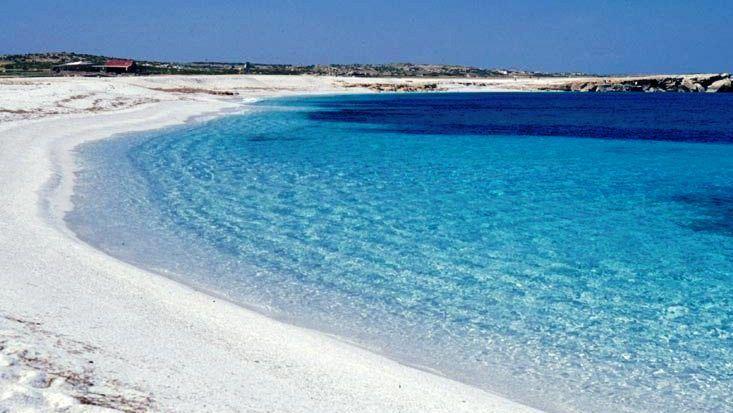 Playa de Mugoni, Alghero, Cerdeña.