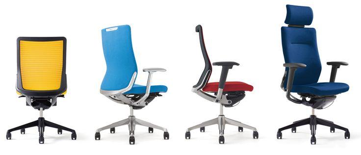 Office Chair [Choral] | 历届获奖作品 | Good Design Award