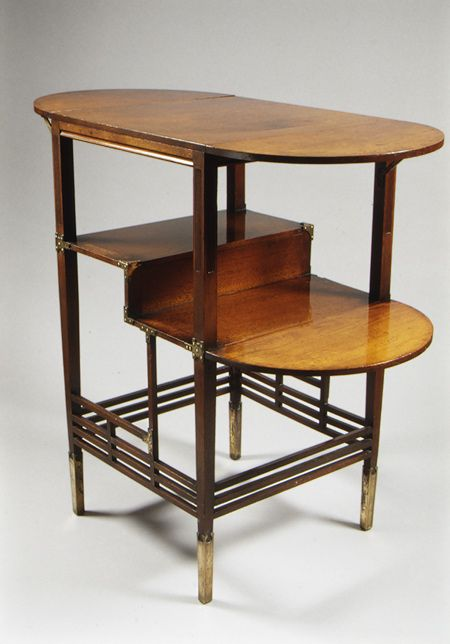 "Edward William Godwin: Side table (1991.87) | Heilbrunn Timeline of Art History | The Metropolitan Museum of Art | Just saw the ""Cult of Beauty"" exhibit here in SF at the Legion of Honor museum.  Loved it and am now a bit obsessed with the work of this period."