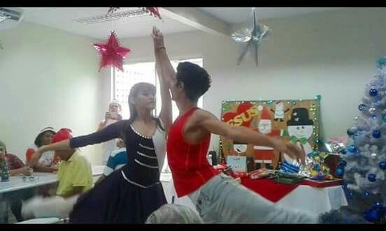 #ballet #dança #projetovoluntario #entreamigos