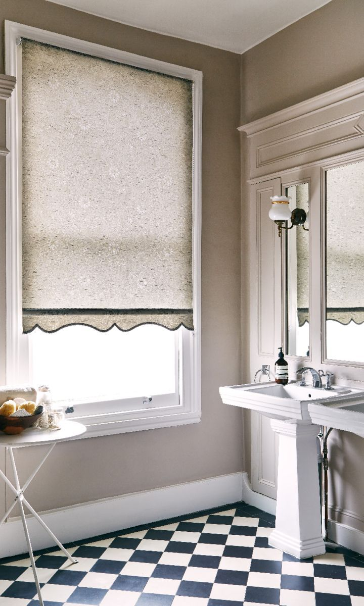 64 best roller blinds images on pinterest roller blinds shades and sunroom blinds for What type of blinds for bathroom