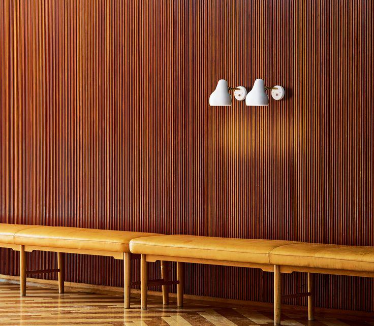 VL38 Wall Lamp. Louis Poulsen.