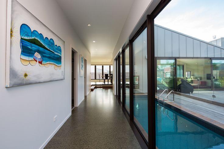 Scott Design  Hallway