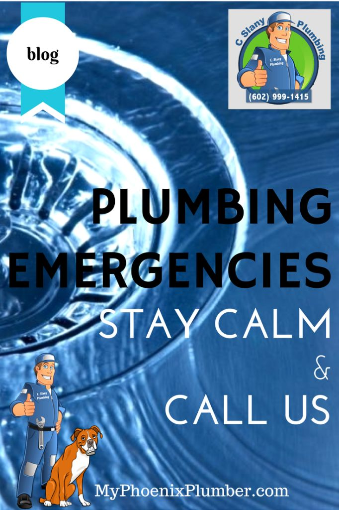 Plumbing Emergency? This Is When You Need A Gilbert Plumber on Speed Dial  Or How To Respond To Plumbing Emergencies   Every Gilbert home, whether new or old, is going to run into a plumbing issue at some point or another. The key when a plumbing emergency does arise is not to overact and make the situation worse.