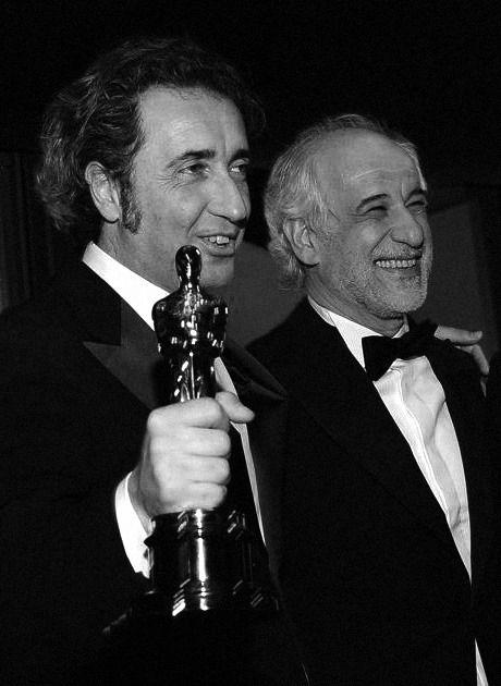 * Paolo Sorrentino & Toni Servillo *