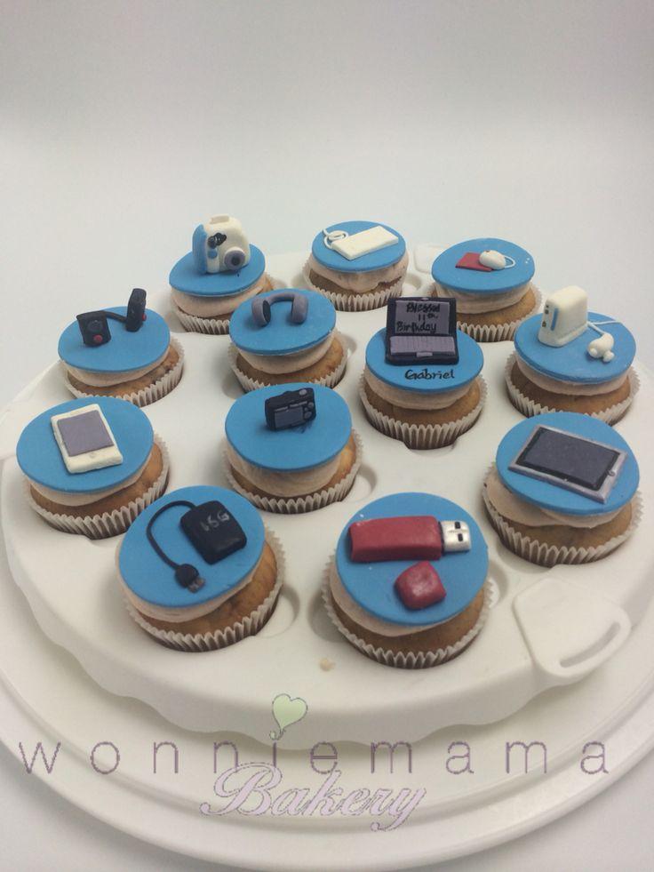 Computer Cupcakes