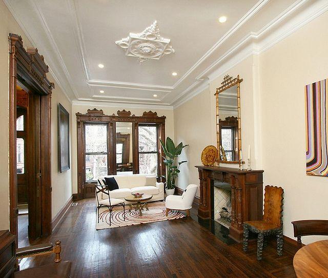 Brownstone Decorating Ideas: Best 25+ Brownstone Interiors Ideas On Pinterest