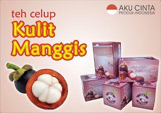 """Jual Teh Herbal Kulit Manggis SIDOARJO: TEH CELUP KULIT MANGGIS MERK """"LEAFY"""""""