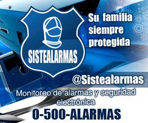 Seguridad electrónica y monitoreo de alarmas en toda Venezuela