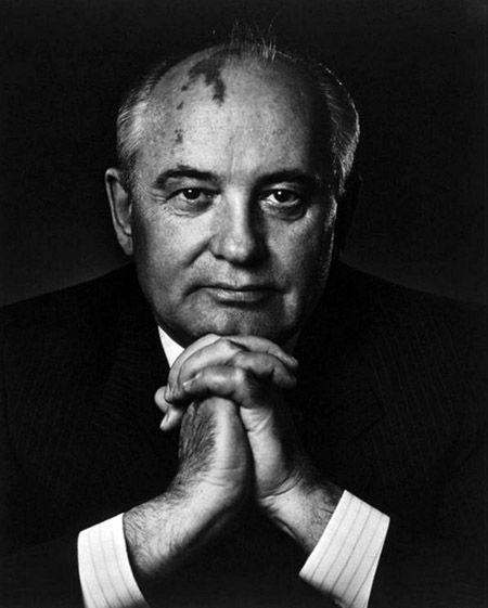 Gorbachov. Cuando se hacía política.... Y cambio el mapa del mundo