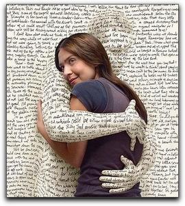 ¡Que mejor para relajarnos que abrazar un buen libro!