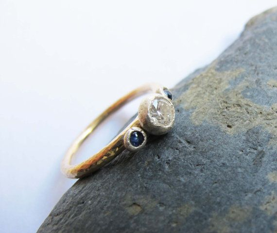36 best Handmade engagement rings images on Pinterest