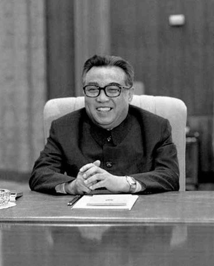 Kim II-Sung was North Korea's dictatorial leader who led the country in a dreadful direction. He was the father of the late Kim Jong il and the grandfather of King Jon-un. He had blamed the United States all the problems in his country. According to him, the USA had spread a disease in the population. He also copied Stalin and ordered purges to scare the people.  Kim il Sung was associated with 1.6 million deaths before he died on July 8th, 1994.