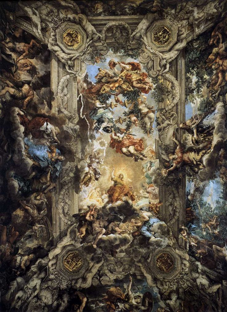 21 best baroque masterworks italian painters images on for Baroque italien
