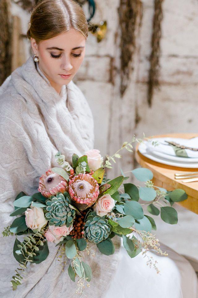 Rustic Chic: Forsthausliebe für eine romantische Herbsthochzeit von Nina Su Photography   Hochzeitsblog The Little Wedding Corner