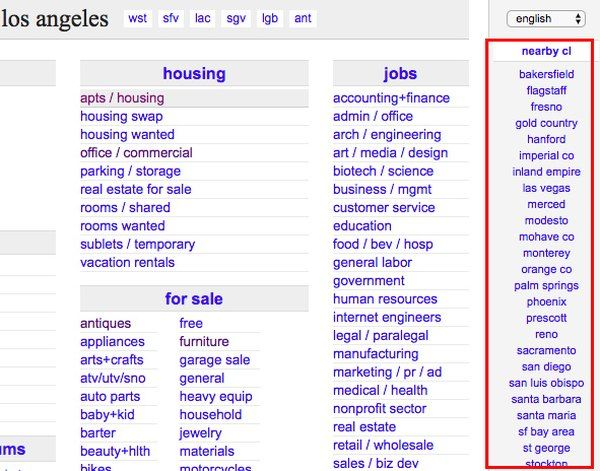 How To Get Rad Finds On Craigslist Hunker In 2020 How To Get Hunker Housing Jobs