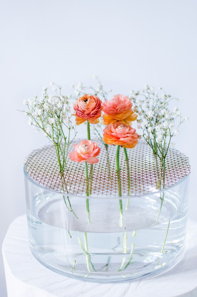 DIY Summer Flower Vase | Atilio