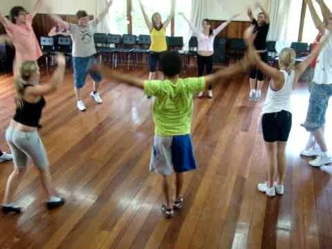Dança Infantil Seminário Gramado/RS 2009 Children's Dance Workshop Gramado / RS 2009