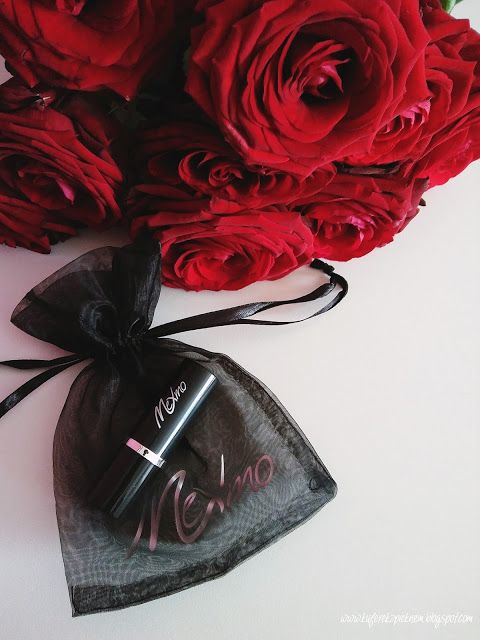 Skoncentruj się na ustach, czyli Long Wear Lipstick od Mexmo | Kuferek z Pięknem