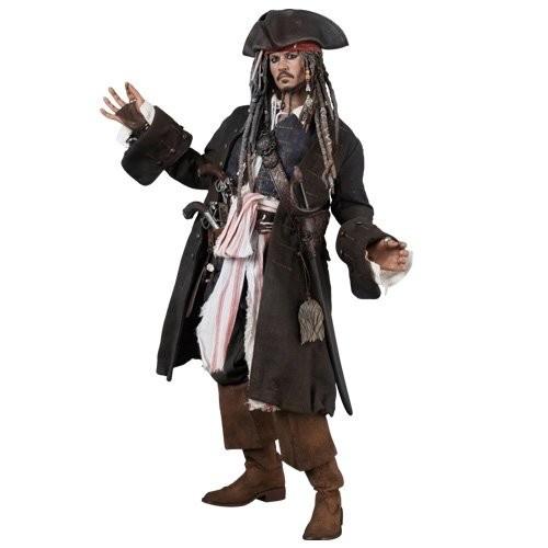 Piratas del Caribe Jack Sparrow Miniatura $254890