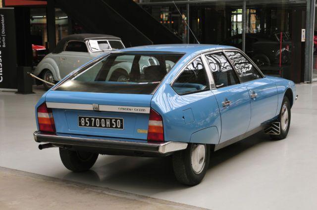 Citroen CX 2200 Super