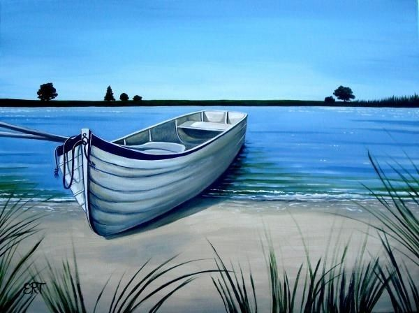 40 Simple And Easy Landscape Painting Ideas Linda Gleason Easy Gleason Ideas Landscape Li Easy Landscape Paintings Beginner Painting Landscape Paintings