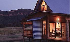 Woolshed Cabins - Blue Mountains - Australia
