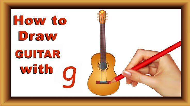 17 Mejores Ideas Sobre Dibujo Con Lineas En Pinterest: 17 Best Ideas About Guitar Drawing On Pinterest