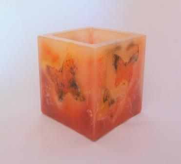 halloween naranja perfume
