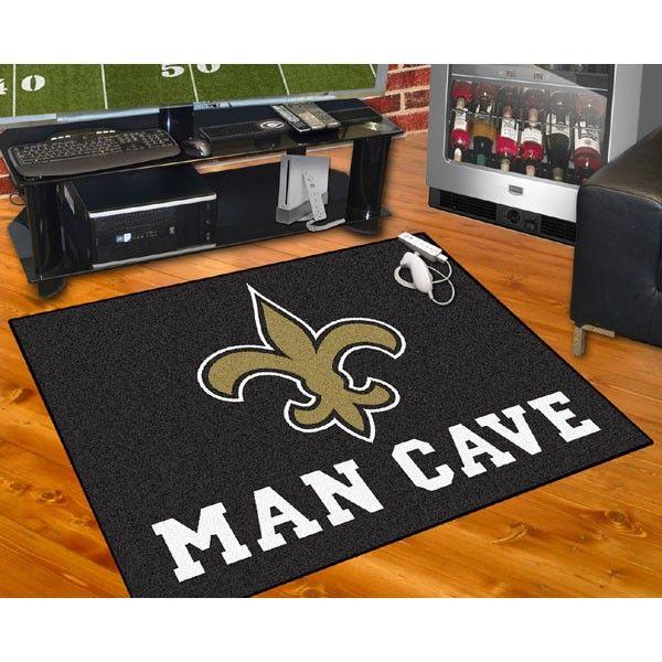 New Orleans Saints Man Cave Ideas : Saints mancave google search man cave pinterest