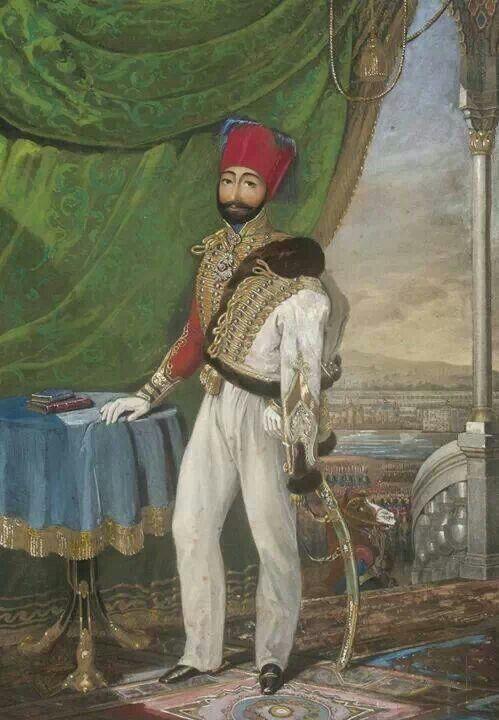 Sultan Mahmood ll - Ottoman Empire