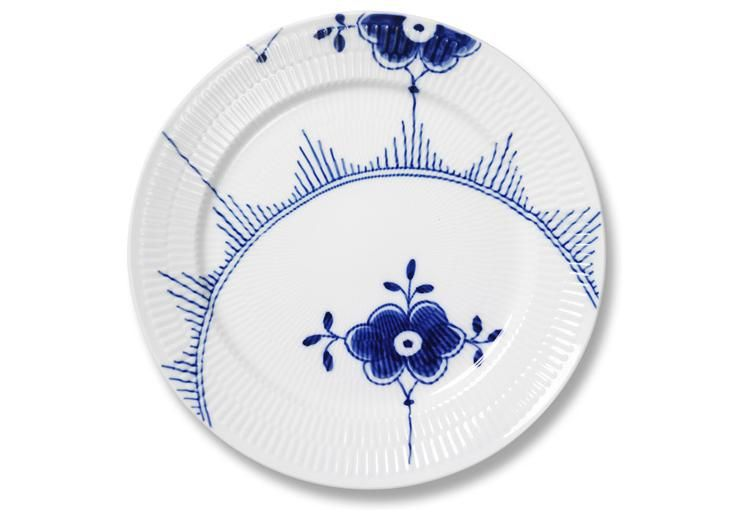 Plate, 27cm #5 - from my parents, July 2013.