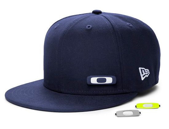 OAKLEY x NEW ERA「Interchange Square O」59Fifty Fitted Baseball Cap