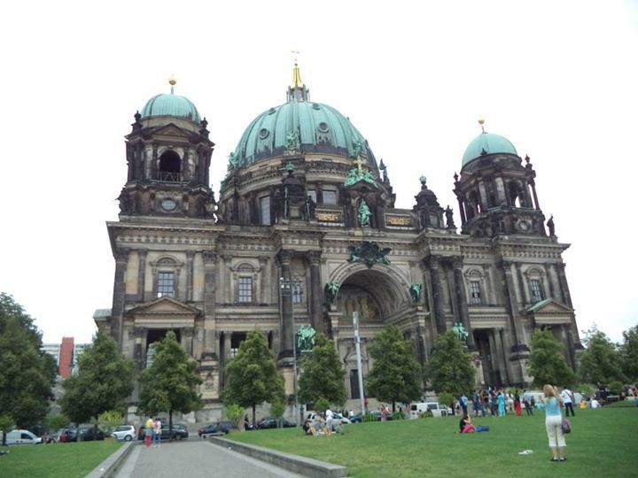 #Cathedral of #Berlin | #SummerHoliday