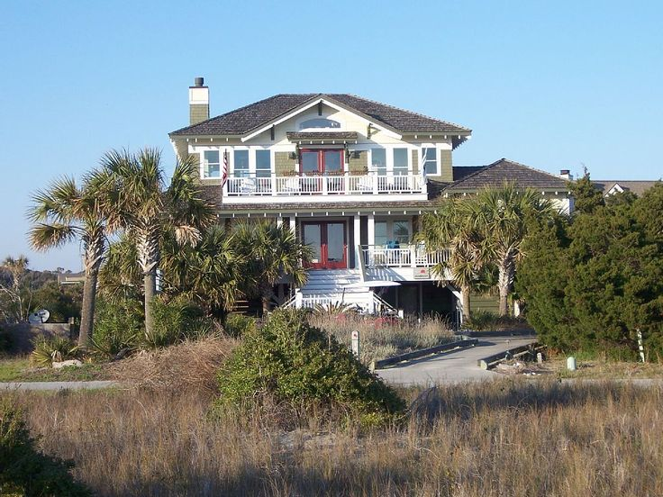 House vacation rental in Bald Head Island, NC, USA from VRBO.com! #vacation #rental #travel #vrbo