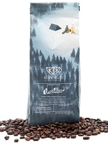 Threadless Blend | Bow Truss Coffee Roasters - Chicago Coffee Roasting