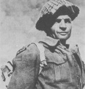 Charles Upham, war hero.