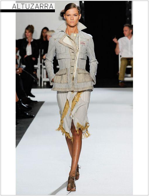 // Altuzarra S/S 2013: Fashion Weeks, Runway Fashion, Mercedes Benz Fashion, Weeks Ss2013, S S 2013, 2013 Mercedes Benz, High Fashion, Altuzarra S S, 2013 Runway