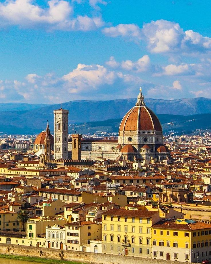 Florence, Italy:)