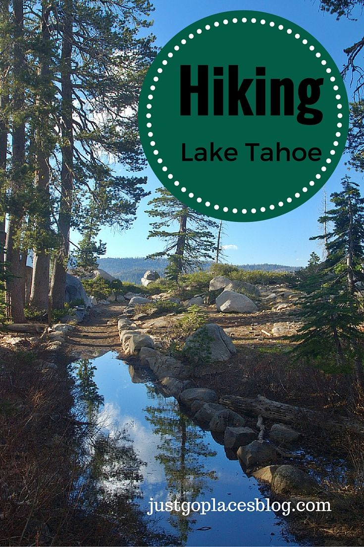 Hiking in Lake Tahoe with the family, including information for handicap-accessible trails and hotels