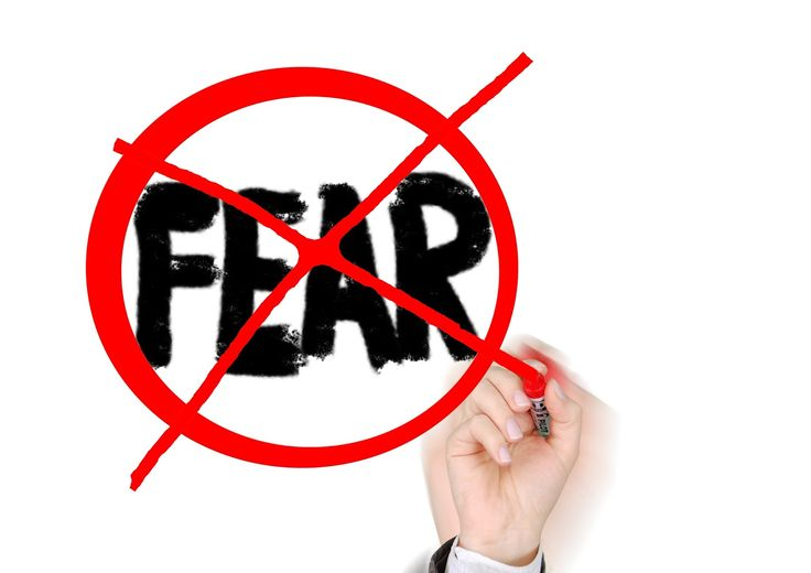 Oh, She's Happy: Overcoming My Fear  http://www.ohsheshappy.com/2016/01/overcoming-my-fear.html