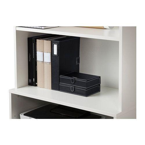 RISSLA Tidsskriftssamlere, 3 stk. IKEA Perfekt til opbevaring af dokumenter, kvitteringer, avisudklip og billeder.