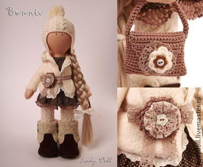 Bonnie - интерьерная кукла