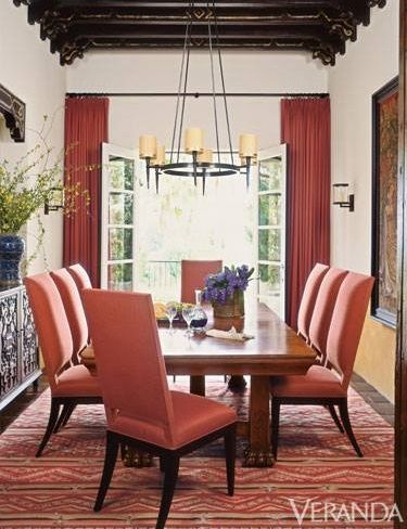 25+ Best Ideas About Red Dining Chairs On Pinterest   Red Kitchen